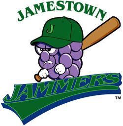 Jamestown Jammers wordmark