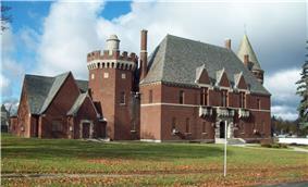 Jamestown Armory