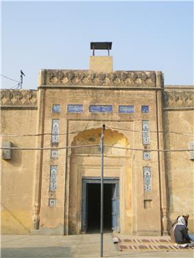 A mosque in Mankera