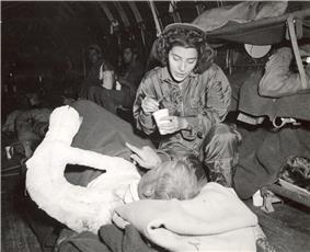 ENS Jane Kendeigh, Nurse Corps, USN