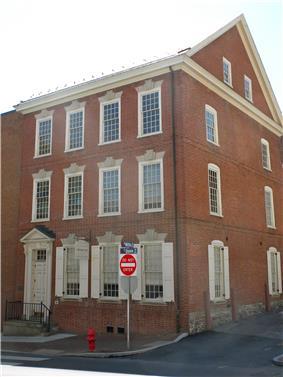 Jasper Yeates House