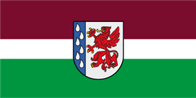 Flag of Jaunjelgava Municipality