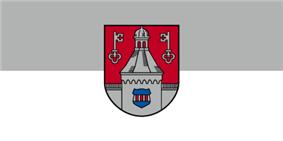 Flag of Jaunpils Municipality