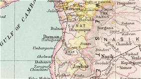 Location of Jawhar