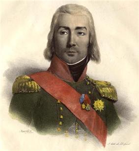 Jean-Baptiste Bessières led the pursuit force.
