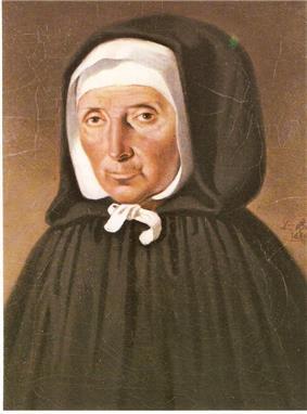 St. Jeanne Jugan.