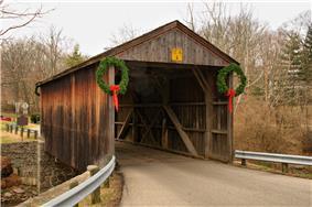 Jediah Hill Covered Bridge