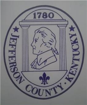 Seal of Jefferson County, Kentucky