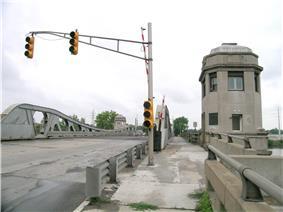 West Jefferson Avenue–Rouge River Bridge