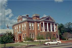 Jefferson Davis County Courthouse