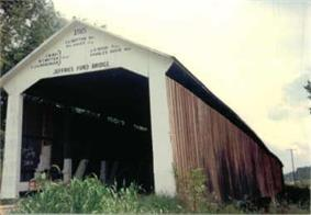 Jeffries Ford Bridge