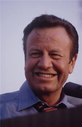 Jesse M. Unruh, 54th Speaker (1961–1969)