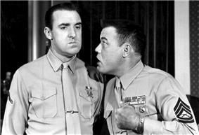 Jim Nabors and Frank Sutton