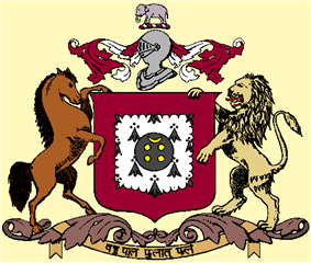 Coat of arms of Jind