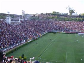 Vitória 4-0 Ferroviário, leaving the Série C in 2006