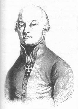 Johann Hiller led the Austrian left wing.