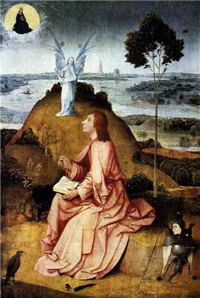St. John the Evangelist on Patmos