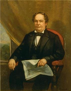 John Bigler, 2nd Speaker (1850–1851)