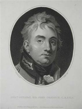 Sir John Francis Cradock