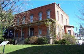 John E. Weidenboerner House