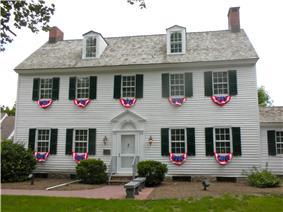 John Holmes House
