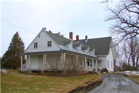 John Johnson's Manor House