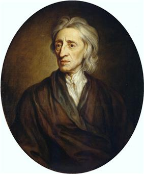 Head and shoulders oval portrait of a somber-looking man with flowing black and gray hair, a thin face, and a prominent and sharp nose. He wears a white shirt beneath a black coat.