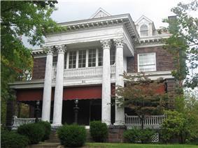 John P. Conn House