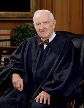 portrait of Justice John Paul Stevens