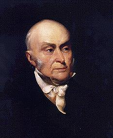 John Quincy Adams, sixth President of the United States