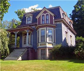 John R. Hays House