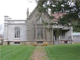 John Schoolcraft House