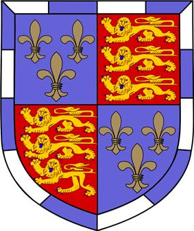 St John's College heraldic shield