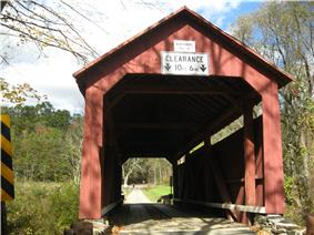 Johnson Covered Bridge No. 28
