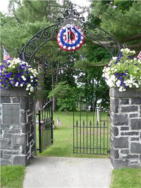 Johnstown Colonial Cemetery