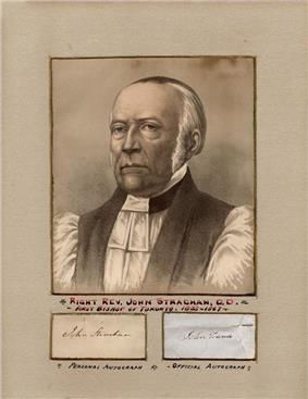 Sir John Beverley Robinson