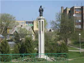 John of Nepomuk sculpture