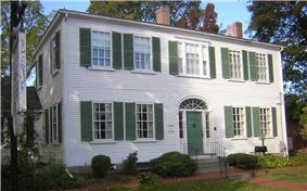 Jonathan Belcher House