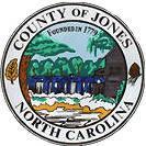 Seal of Jones County, North Carolina