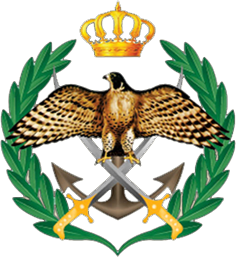 Emblem of the Jordanian Armed Forces