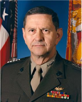 A color image of Joseph Went, a white male in his Marine Corps dress uniform