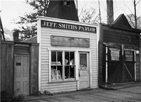 Jeff. Smiths Parlor in 1948