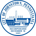 Official seal of Johnstown, Pennsylvania