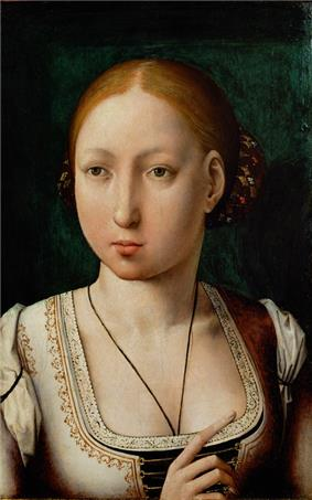 Joanna of Castile and Aragon (later: Joanna of Spain)
