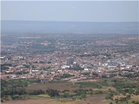 Skyline of Juazeiro do Norte