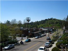 Main Street in Julian