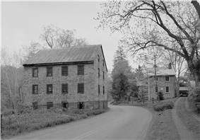 Juniata Woolen Mill and Newry Manor