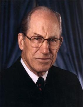 portrait of Justice Byron White
