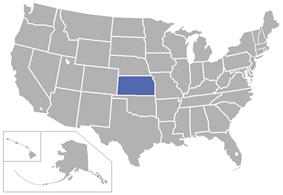 Kansas Collegiate Athletic Conference locations