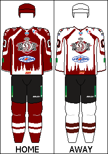 Jerseys for 2013/2014 season